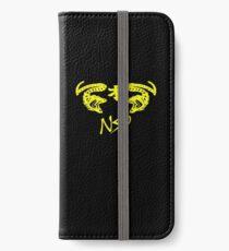 Ninja Sex Party Split iPhone Wallet/Case/Skin