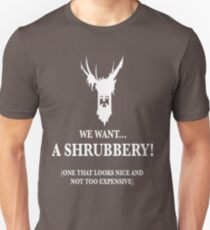 Bring Us A Shrubbery T-Shirt