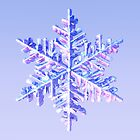 Snowflake-3 by Ray Cassel