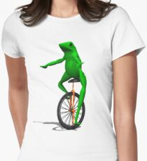 Dat Boi Womens Fitted T-Shirt