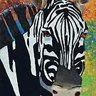 Xanthe the Zebra by ashroc
