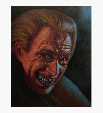 The Man Who Laughs Photographic Print
