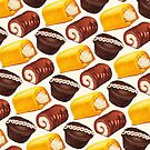 Hostess Cakes Pattern by Kelly  Gilleran