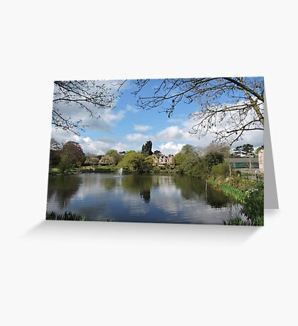 Bletchley Park Greeting Card
