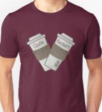 coffee heart Unisex T-Shirt
