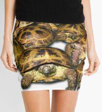 Greek Tortoise Group Mini Skirt