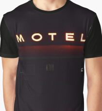 motel neon Graphic T-Shirt