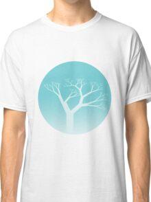 Snow Globe -  Tree Classic T-Shirt