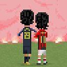 Milano Flare by 8bitfootball