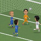 BR.10 WC2014 by 8bitfootball