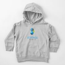Science Party Australia (Light) Toddler Pullover Hoodie