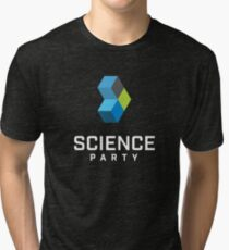 Science Party Australia (Dark) Tri-blend T-Shirt