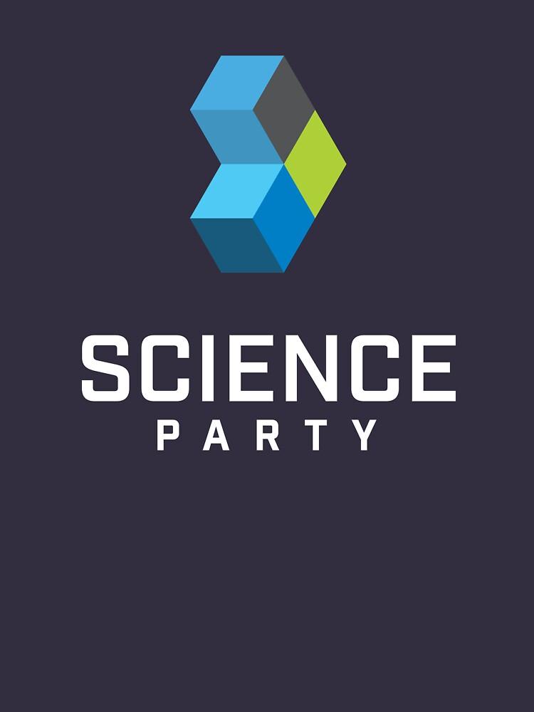 Science Party Australia (Dark) by sciencepartyaus