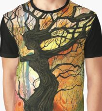Tree of Life Series - 'Dusk' Graphic T-Shirt