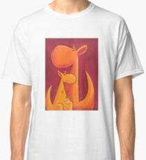 Splatter Mob (Kangaroos) Classic T-Shirt