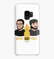 WSY: Q, Sal and Nugget Case/Skin for Samsung Galaxy