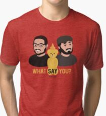 WSY: Q, Sal und Nugget Vintage T-Shirt