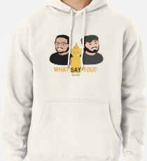 WSY: Q, Sal and Nugget Pullover Hoodie