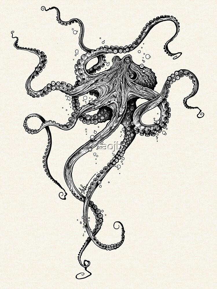 Octopus by taojb