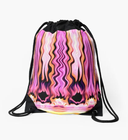 Passionately Yours - Brush Strokes Collection Drawstring Bag