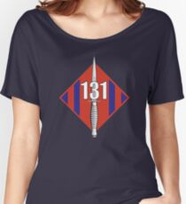 131 Commando Squadron Royal Engineers (UK) Women's Relaxed Fit T-Shirt