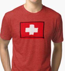 Swiss Tri-blend T-Shirt