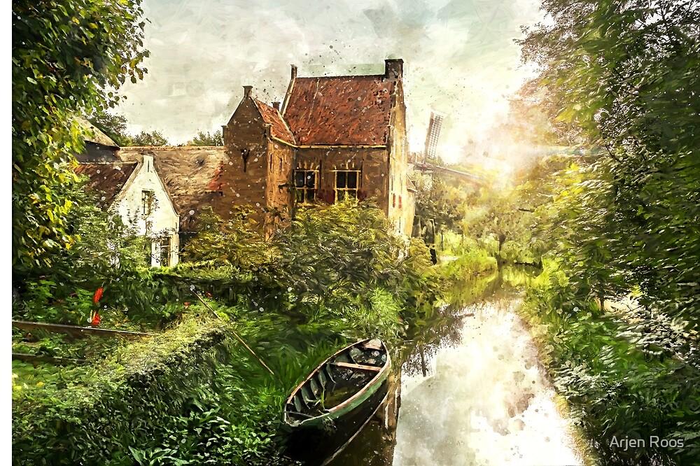 Old Dutch by Arjen Roos