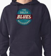 The Derlta Blues Pullover Hoodie