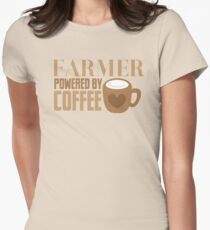 FARMER powered by coffee T-Shirt