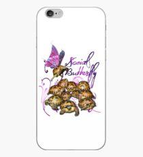 Tortoise Butterflies - Social Butterfly iPhone Case