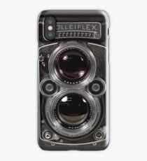 Rolleiflex iPhone Case/Skin