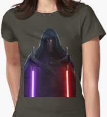Darth Revan Womens Fitted T-Shirt