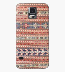 Tribal, Mid East, Turkish, Tapestry Design Print Case/Skin for Samsung Galaxy