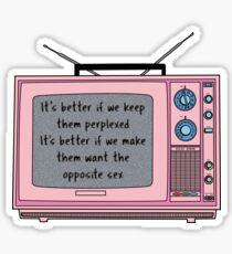 TV - Loving Someone Sticker