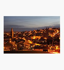 Cork City Photographic Print