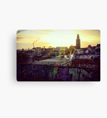 Cork City Canvas Print