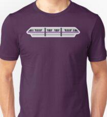 MONORAIL - VIOLET T-Shirt