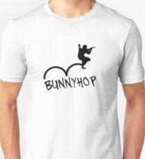 "CS:GO Bhop Print ""BUNNYHOP"" Unisex T-Shirt"