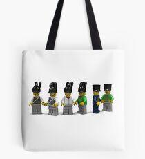 Austrian Cavalery Minifigs Tote Bag