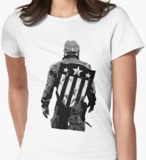 Cap Women's Fitted T-Shirt