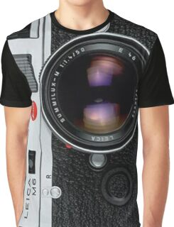 Leica M6 Graphic T-Shirt
