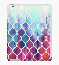 Moroccan Meltdown iPad Case/Skin