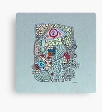 - eye - Canvas Print