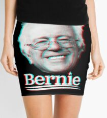 Bernie Sanders 3d Mini Skirt