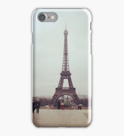 Beyond The Eiffel Tower iPhone Case/Skin