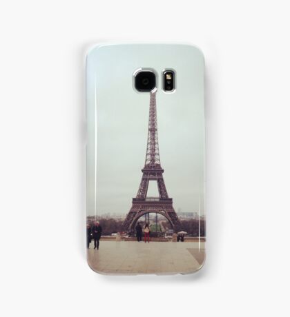Beyond The Eiffel Tower Samsung Galaxy Case/Skin