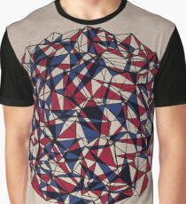 - red blue - Graphic T-Shirt