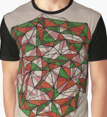 - red orange green - Graphic T-Shirt