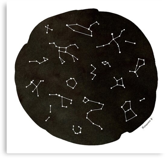 Constellations by Roxanne Bee