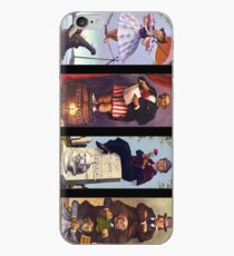 Haunted mansion all Characthers iPhone Case